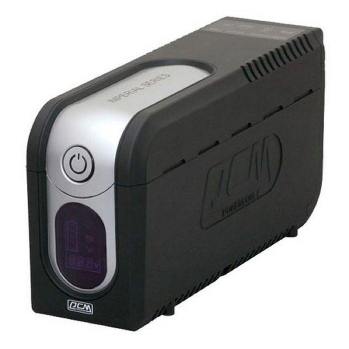 Источник бесперебойного питания Powercom Imperial IMD-525AP, 315 Вт, 525 ВА, черный