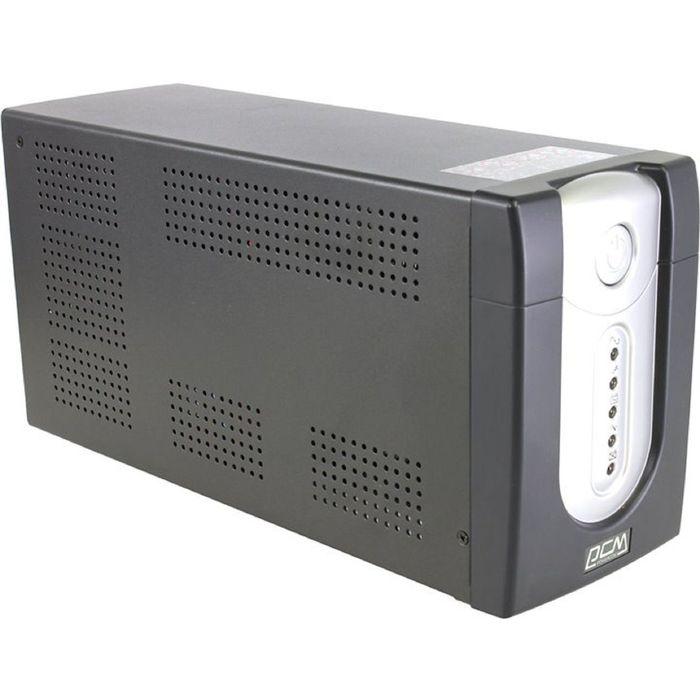 Источник бесперебойного питания Powercom Imperial IMP-1025AP, 615 Вт, 1025 ВА, черный