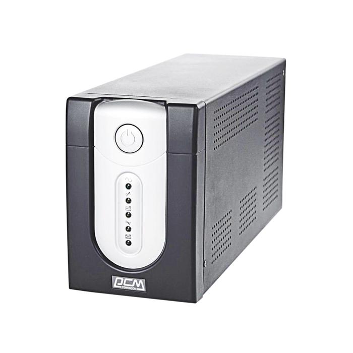 Источник бесперебойного питания Powercom Imperial IMP-3000AP, 1800 Вт, 3000 ВА, черный