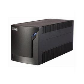 Источник бесперебойного питания Powercom Raptor RPT-2000AP, 1200 Вт, 2000 ВА, черный
