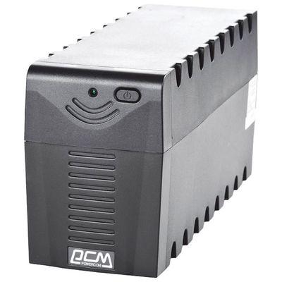 Источник бесперебойного питания Powercom Raptor RPT-600A EURO, 360 Вт, 600 ВА, черный