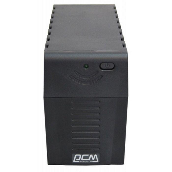 Источник бесперебойного питания Powercom Raptor RPT-800A, 480 Вт, 800 ВА, черный