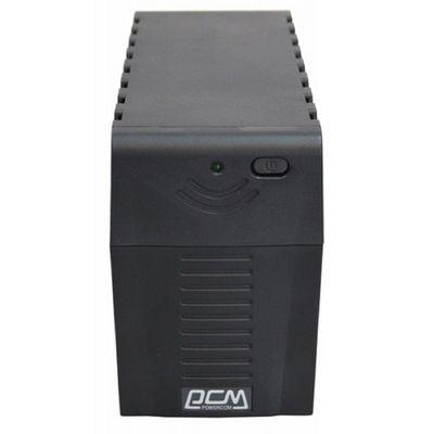 Источник бесперебойного питания Powercom Raptor RPT-800A EURO, 480 Вт, 800 ВА, черный