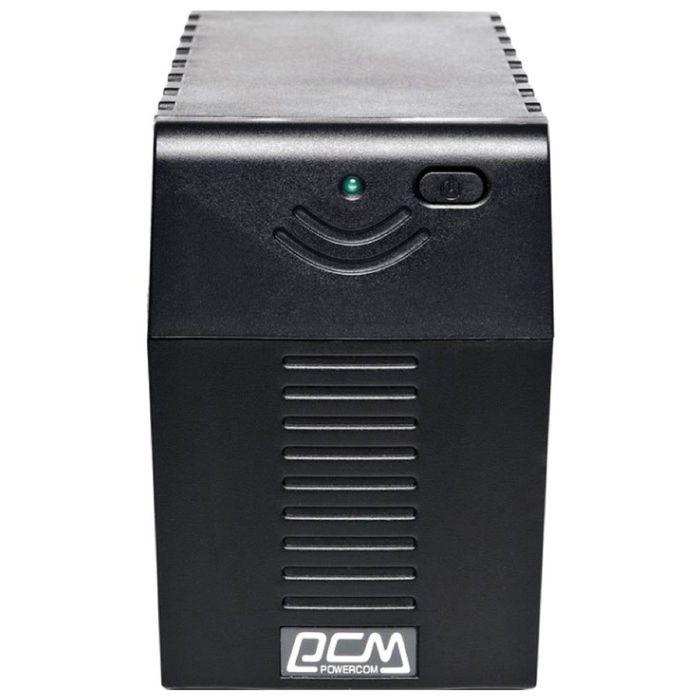 Источник бесперебойного питания Powercom Raptor RPT-800AP, 480 Вт, 800 ВА, черный