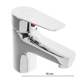 Single lever basin mixer Accoona A9065, chrome.
