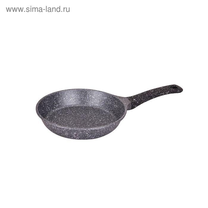 Сковорода d=24 см с мраморным покрытием
