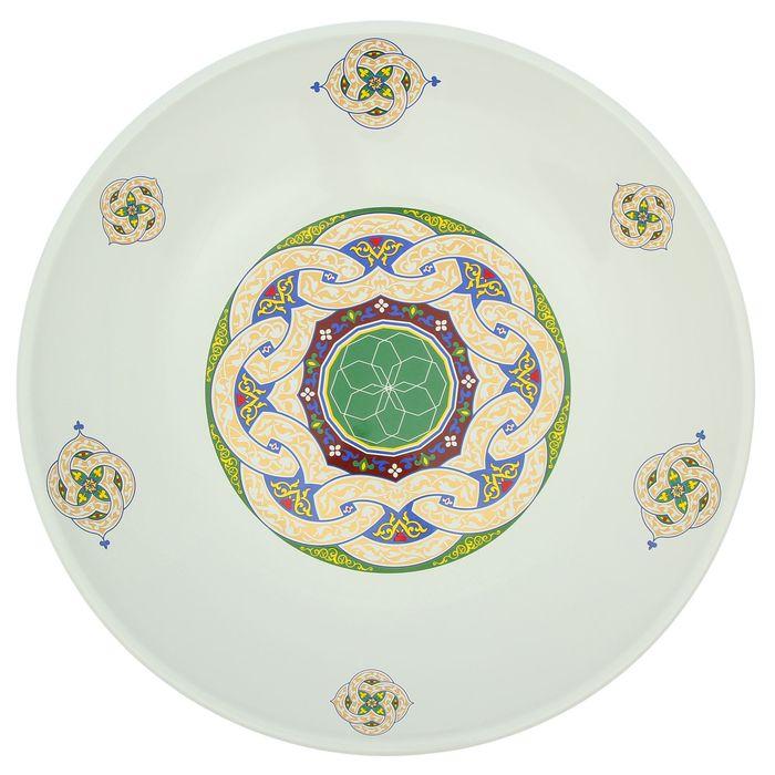 Блюдо «Восточный», 38×4 см, 3 л