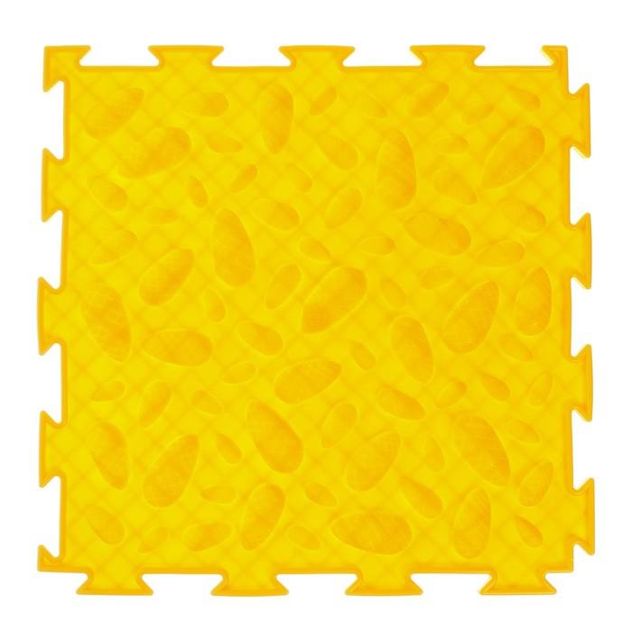 Массажный коврик - пазл, 1 модуль «Орто. Шишки мягкие», цвета МИКС