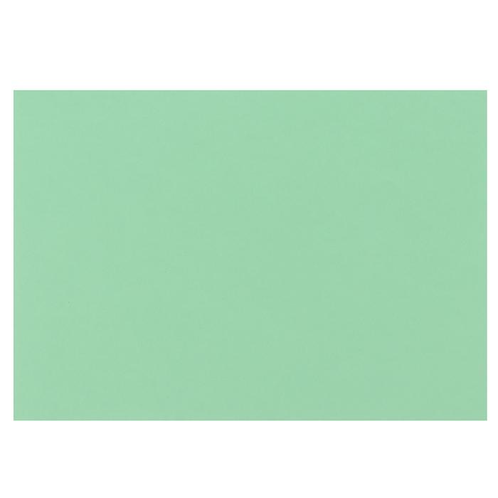 Картон цветной 650*500 мм Sadipal Sirio 170 г/м2 зеленый светлый 05924