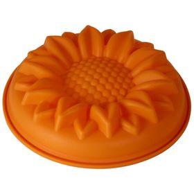 Форма для выпечки «Ромашка», размер 28 х 6,5 см