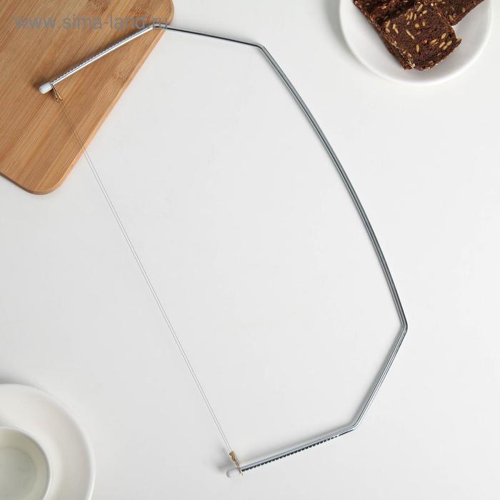 String for slicing of the cake 41х20 cm