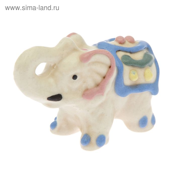 """Статуэтка """"Слон №1"""" узор"""