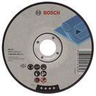 Круг отрезной по металлу BOSCH 2608600005, Expert for Metal, выпуклый, 115х2.5 мм