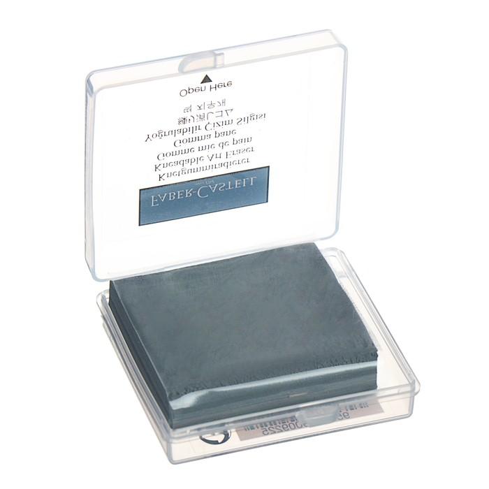 Ластик-клячка для растушёвки Faber-Castell, серый, в индивидуальной упаковке
