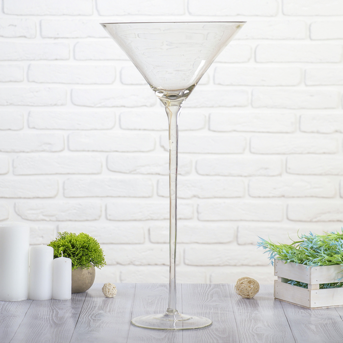 Ваза «Арамис мартини», 60 × 35 см, 2,57 л