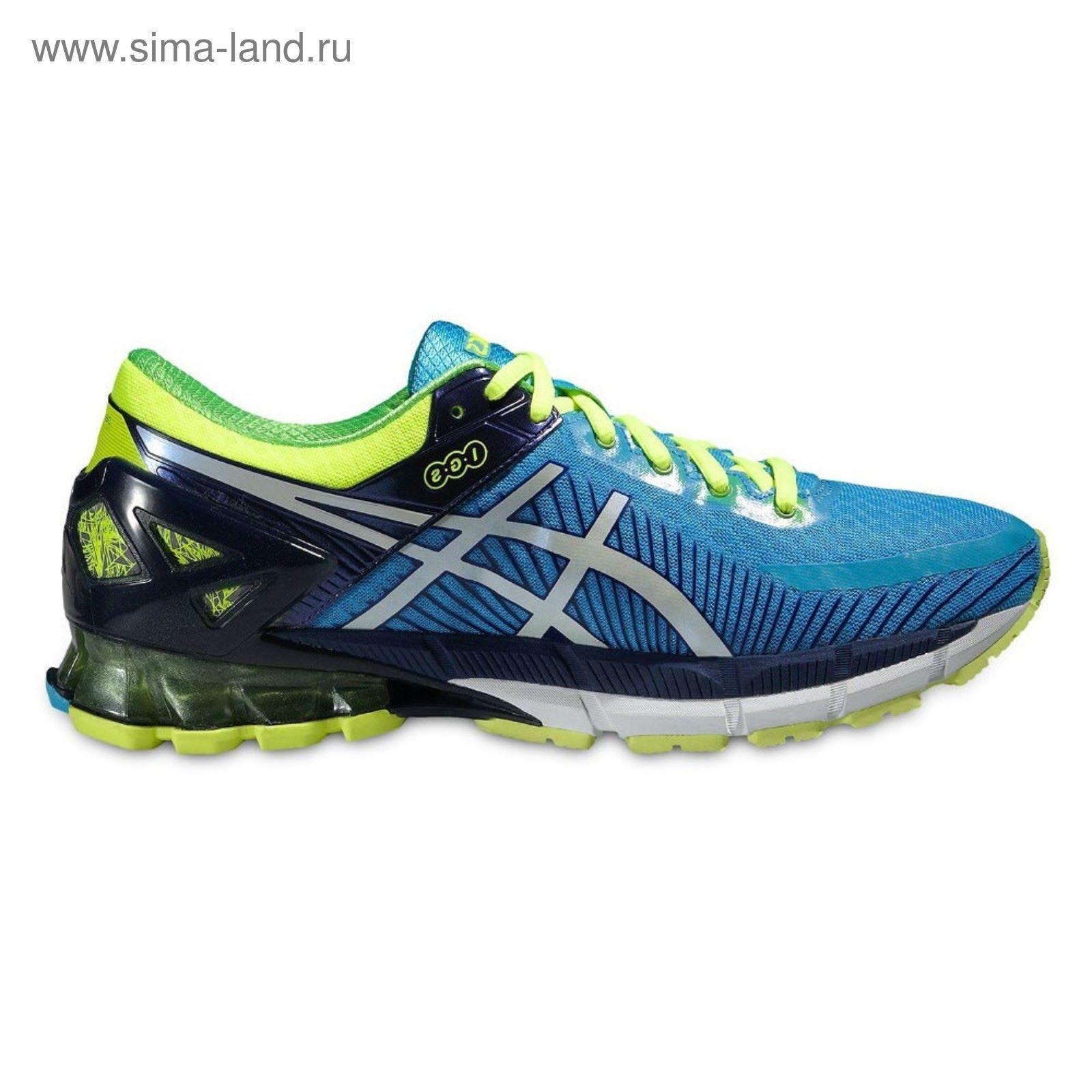 online retailer fc333 f7b5a Кроссовки беговые мужские Asics, T642N 4201, Gel-kinsei ...