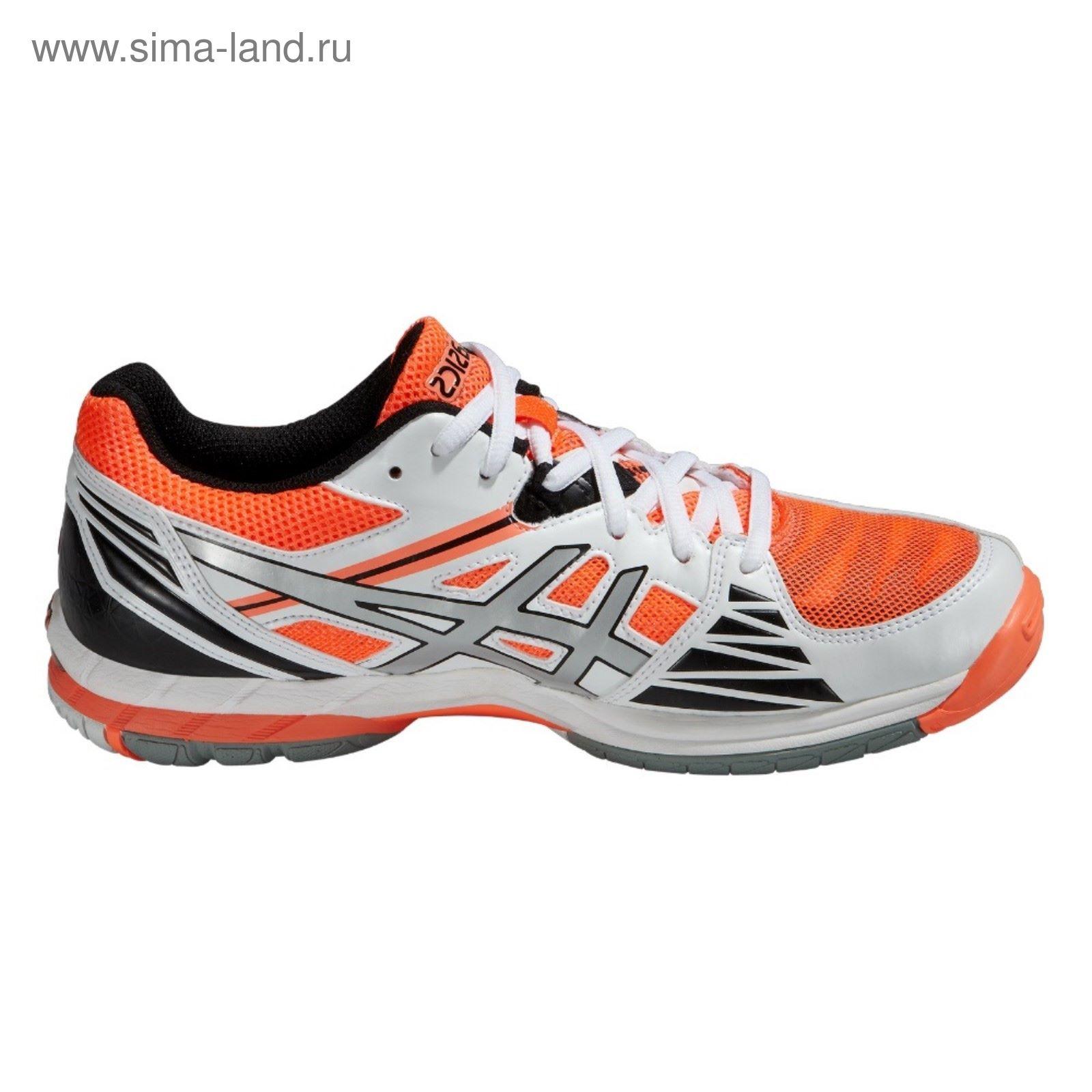 dbe9387e Кроссовки волейбольные женские Asics, B550N 0193, Gel-volley elite, размер 8