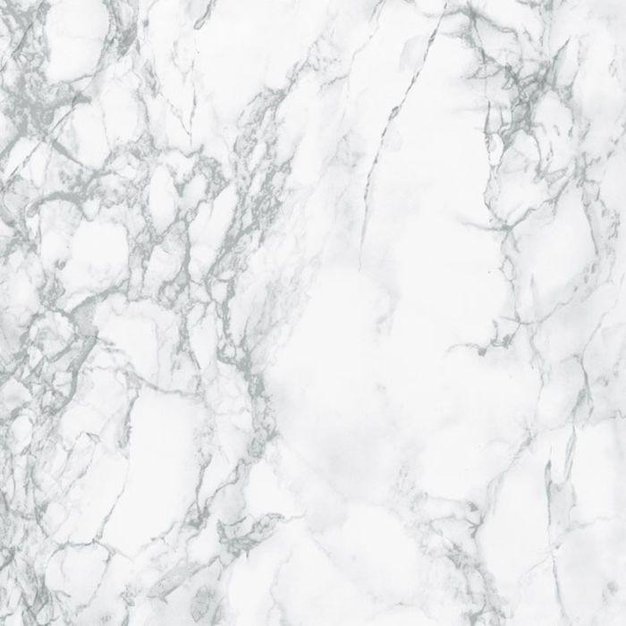 Самоклеящаяся пленка Мрамор белый с серыми прожилками 0,675x15 м