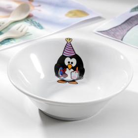 Салатник 360 мл 'Пингвинчики' Ош