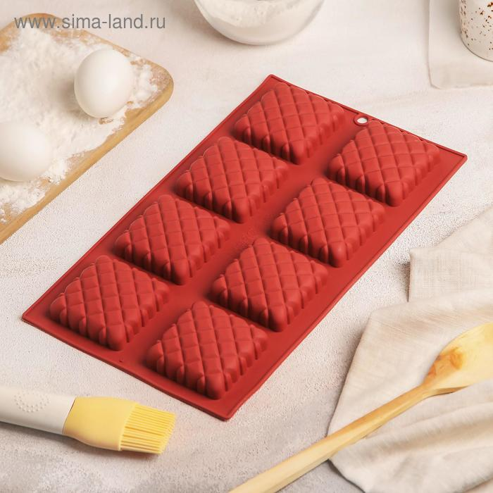 """Baking """"Cookies"""", 8 cells"""