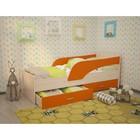 Кровать Кроха с бортиком Оранж 800х1900