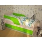 Кровать Кроха-2 Зеленый 800х1600