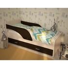 Кровать Кроха-2 Венге 800х1600