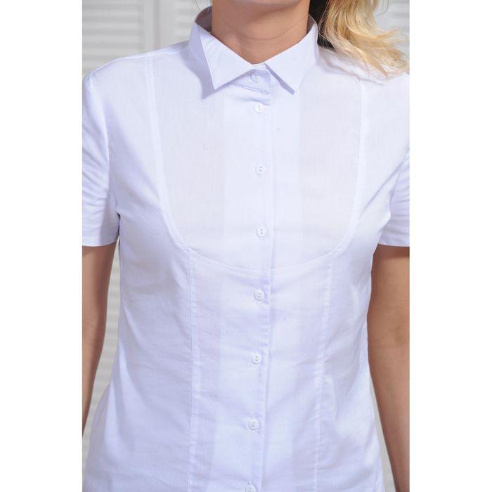 36edd61e1bca8b1 Рубашка женская 8052, размер 54, рост 164 см, цвет белый в Бишкеке ...