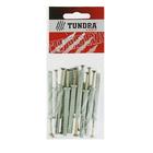 Дюбель-гвоздь TUNDRA krep, 6х60 мм, потайная манжета, полипропилен, в пакете 14 шт.