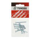 Винт для крепления ручки TUNDRA krep, оцинкованный, М4х40 мм, в пакете 8 шт.