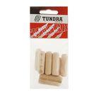 Шкант мебельный TUNDRA krep, 12х40 мм, в пакете 10 шт.