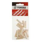 Шкант мебельный TUNDRA krep, 8х30 мм, в пакете 20 шт.