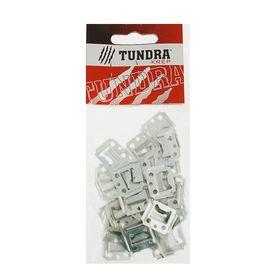 Крепеж для вагонки TUNDRA krep, 3 мм, в пакете 45 шт.
