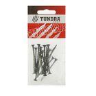 Саморезы по дереву TUNDRA krep, 3.8х51 мм, оксид, крупный шаг, 18 шт.