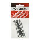 Саморезы по дереву TUNDRA krep, 4.2х65 мм, оксид, крупный шаг, 11 шт.
