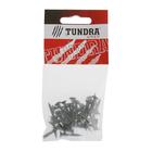 Саморез по металлу TUNDRA krep, 3.5х25 мм, оксид, частая резьба, 40 шт.
