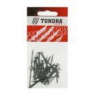 Саморез по металлу TUNDRA krep, 3.5х32 мм, оксид, частая резьба, 30 шт.