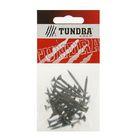 Саморез по металлу TUNDRA krep, 3.5х35 мм, оксид, частая резьба, 30 шт.