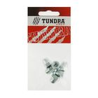 Гайка колпачковая DIN1587 TUNDRA krep, оцинкованная, М8, в пакете 6 шт.