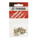 Саморезы универсальные TUNDRA krep, 3.5х12 мм, жёлтый цинк, потай, 35 шт.