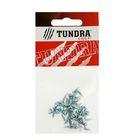 Саморезы универсальные TUNDRA krep, 3.5х12 мм, цинк, потай, 35 шт.