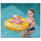 Круг для плавания Swim Safe ступень «А», с сиденьем и спинкой, d=69 см, от 0-1 года, 32096 Bestway - фото 105575421
