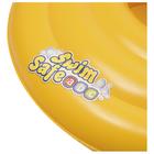 Круг для плавания Swim Safe ступень «А», с сиденьем и спинкой, d=69 см, от 0-1 года, 32096 Bestway - фото 105575422