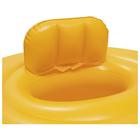 Круг для плавания Swim Safe ступень «А», с сиденьем и спинкой, d=69 см, от 0-1 года, 32096 Bestway - фото 105575423
