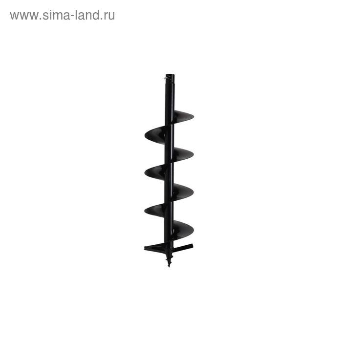 Шнек для бензобура ADA Drill 200, 800 мм, d=200 мм, посадочный d=20 мм