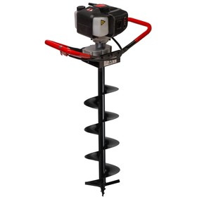 Мотобур ADA GroundDrill - 5 со шнеком Drill 200 (A00231), бенз., 2Т, 2.5 л.с./1.8 кВт