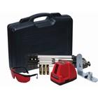 Нивелир лазерный ADA 2D Set Phantom, 2 проекции, диапазон 70м, настенное крепление