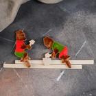 "Сувенир деревянный ""Медведи"""