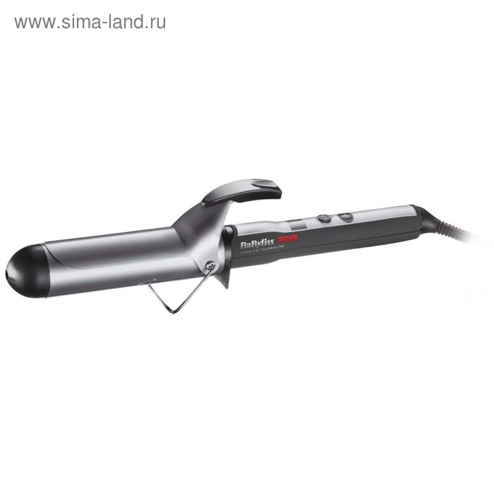 Плойка BaByliss BAB2275TTE, 45 Вт, 38 мм, титаново-турмалиновое покрытие