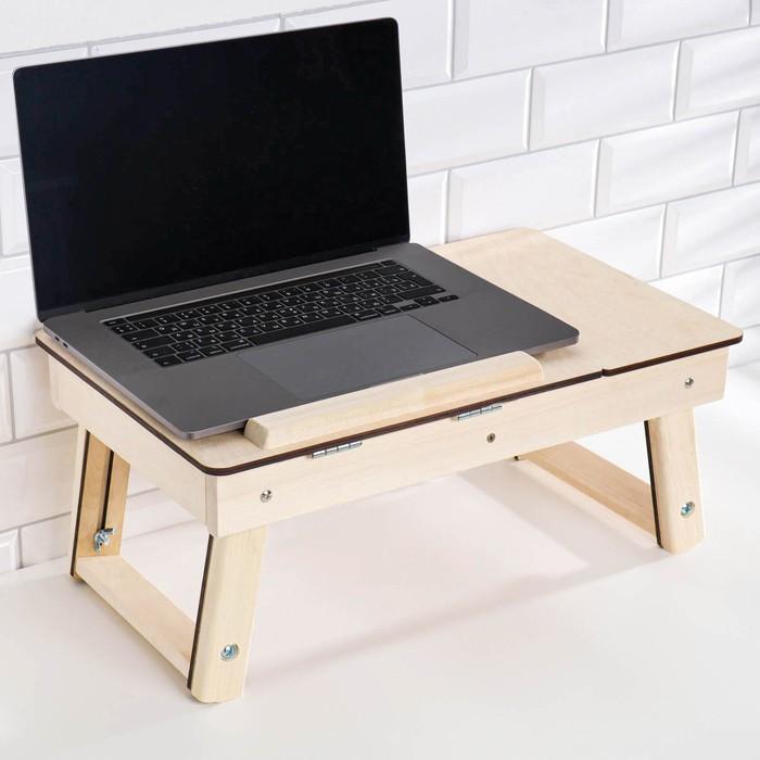 """Столик для ноутбука """"Цветок"""""""